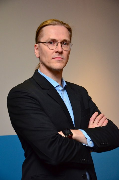 Mikko Hyppönen, Chief Research Officer at F-Secure