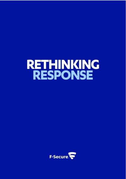 F-Secure Countercept Whitepaper - Rethinking Response (English).pdf