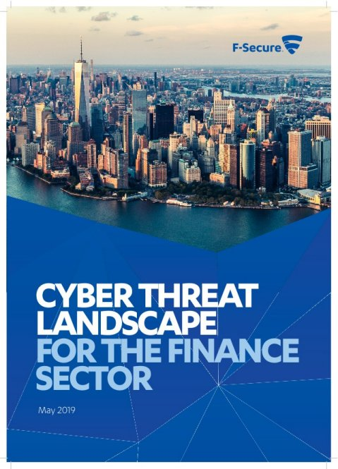 F-Secure Report - Finance Cyberthreats (English).pdf