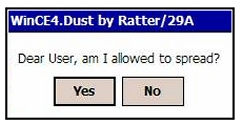 Dust question