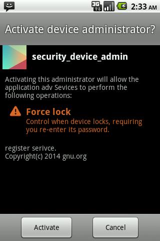 Trojan:Android/Gidix A Description | F-Secure Labs
